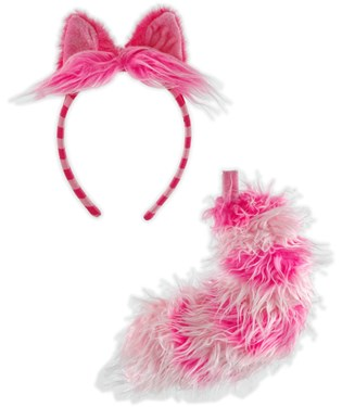 Alice in Wonderland – Cheshire Cat Accessory Set Adult