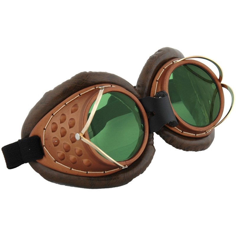 Machinist Goggles Adult for the 2015 Costume season.