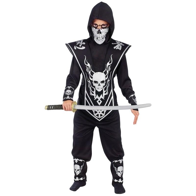Skull Lord Ninja Child Costume for the 2015 Costume season.