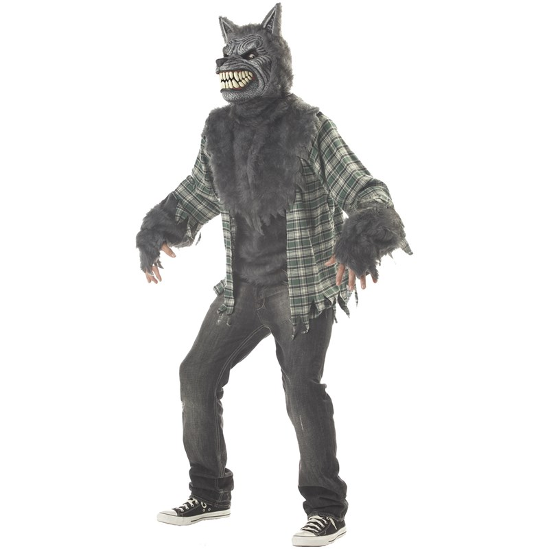 Full Moon Madness Adult Costume for the 2015 Costume season.