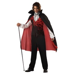 Prince Of Darkness Adult Costume