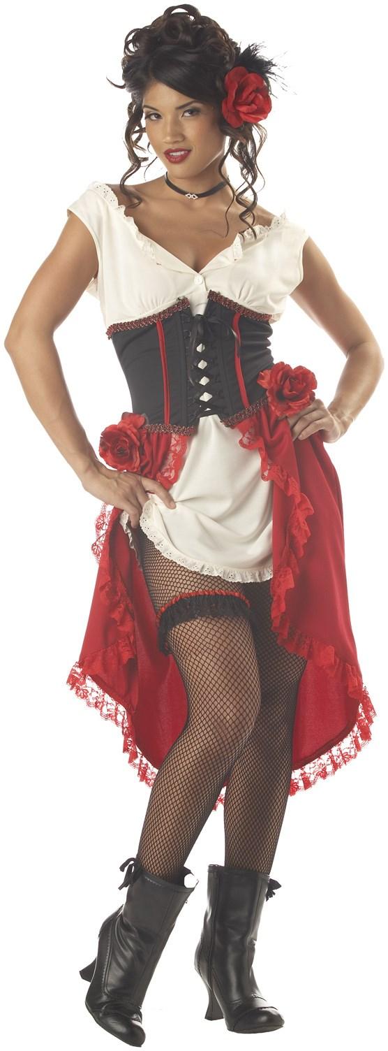 Cantina Gal Adult Costume