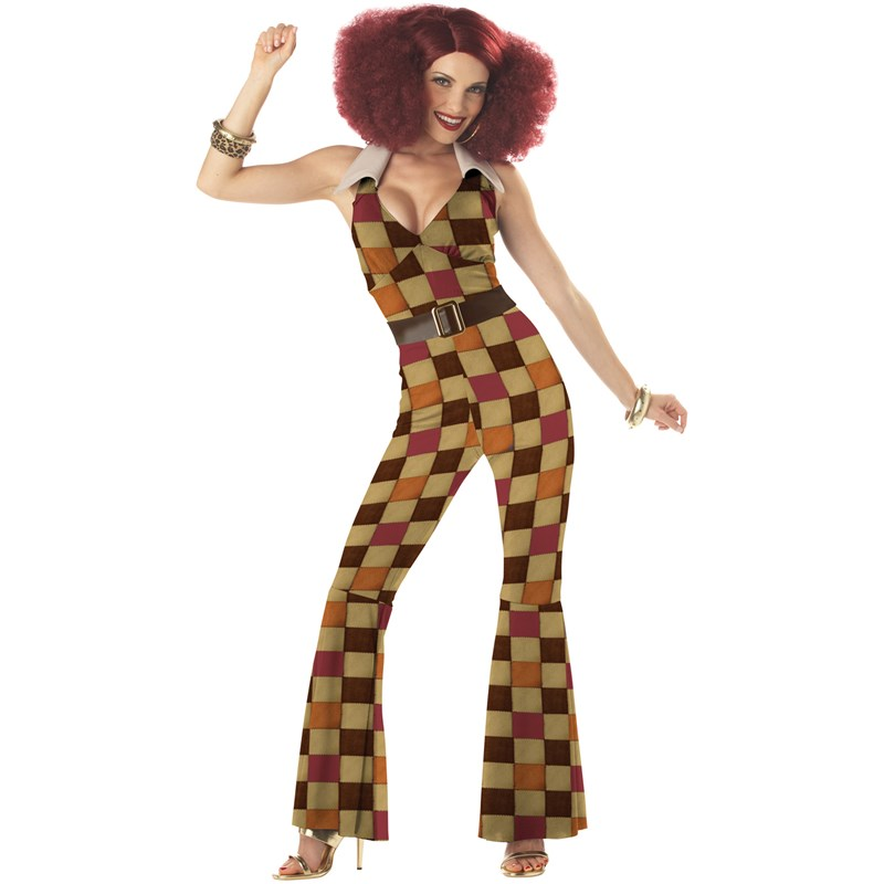 Boogie Babe Adult Costume for the 2015 Costume season.
