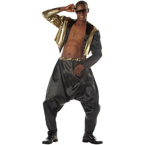 Old School Rapper Adult Costume