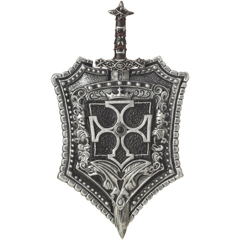 Crusader Sword And Shield