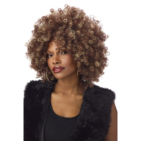 Fab Curls (Brown/Light Brown)