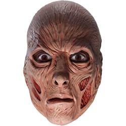 A Nightmare On Elm Street - Freddy 3/4 Vinyl Adult Mask