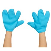 The Smurfs Mittens Adult