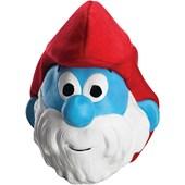 The Smurfs - Papa Smurf 3/4 Adult Mask