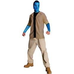 Avatar Movie Jake Sully Adult Costume