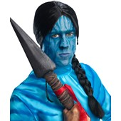 Avatar Movie Jake Sully Adult Wig