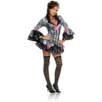 French Kiss Cutie Adult Burlesque Costume