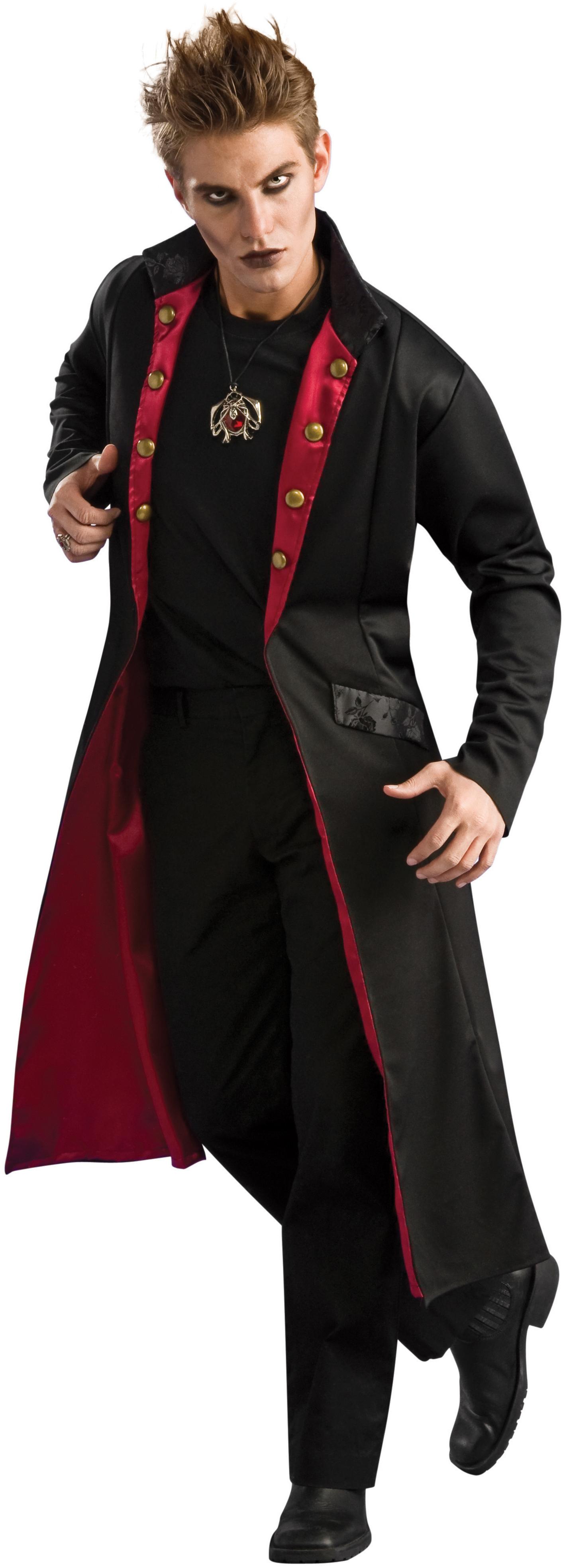 Modern vampire costume for men new modern 2010 vampire