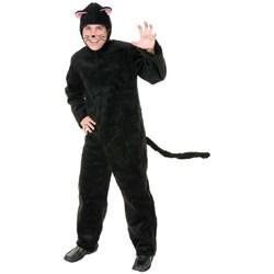 Plush Cat Adult Costume