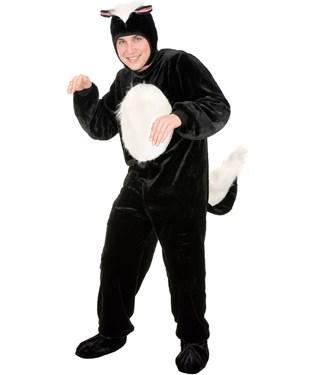 Skunk Adult Costume