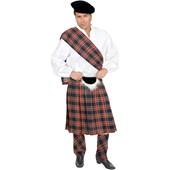 Scottish Kilt Adult Plus Costume