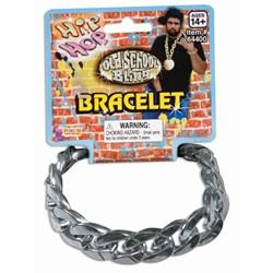 Hip Hop Big Links Metal Bracelet