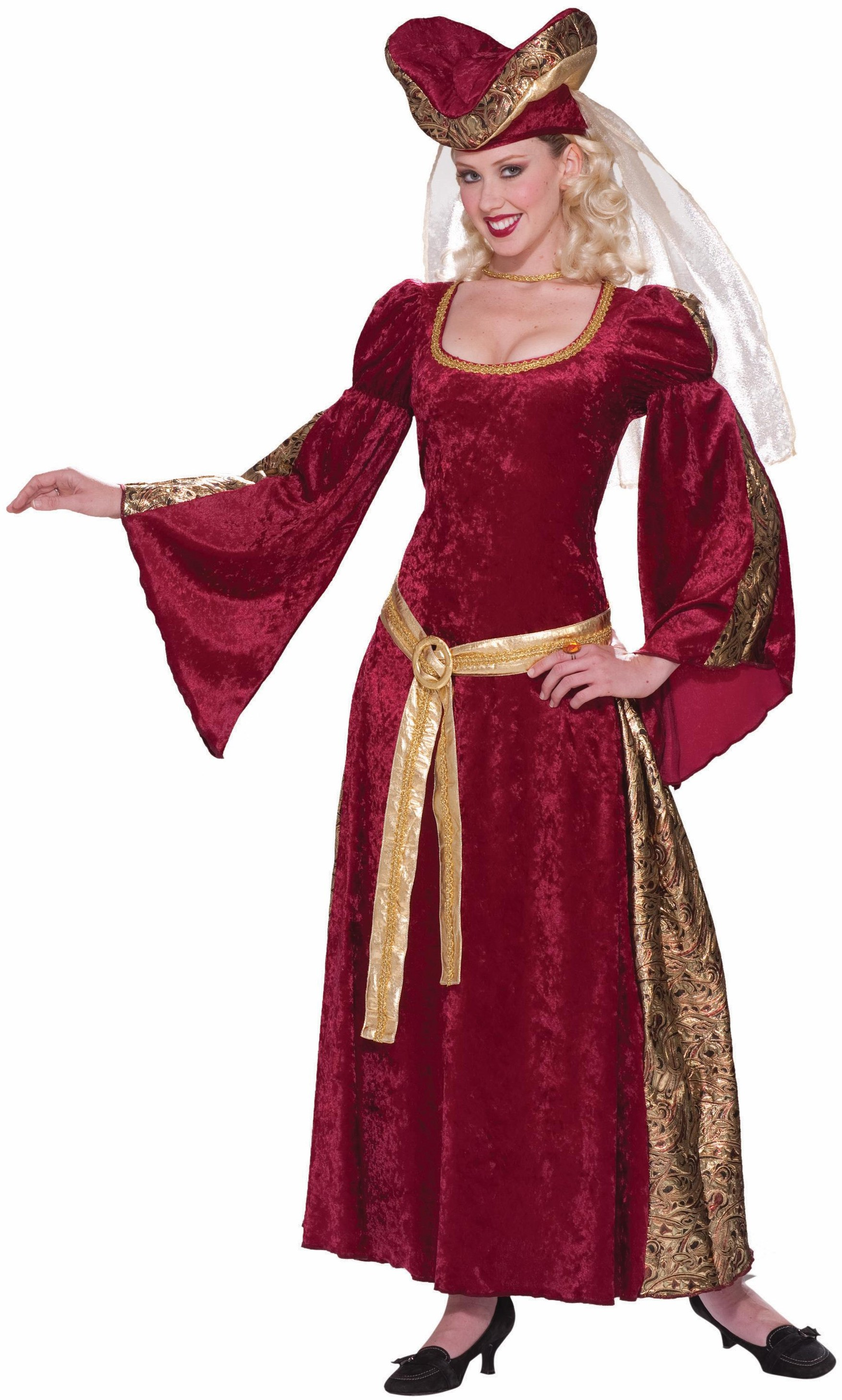 Lady Anne Adult Costume