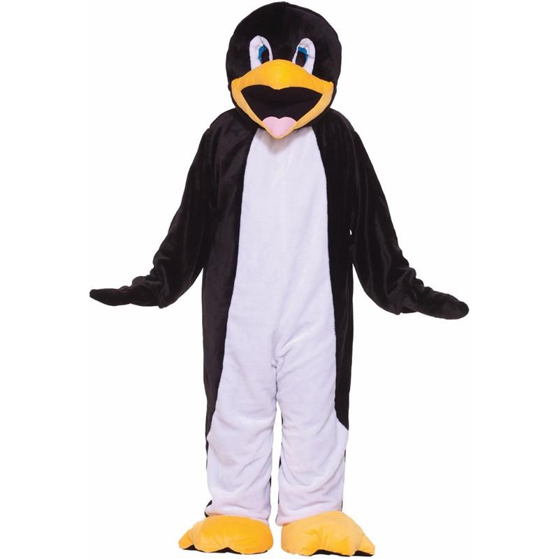 Penguin Plush Economy Mascot Adult Costume for the 2015 Costume season.
