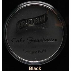 Professional Cake Eyeliner Pan (Black)