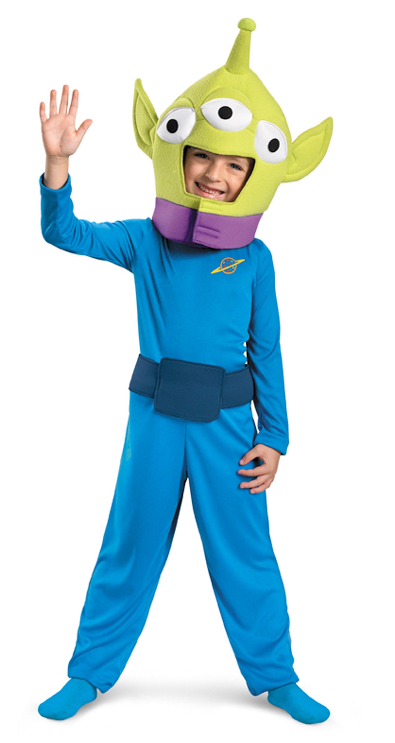 Костюмы для детей инопланетянина своими руками6