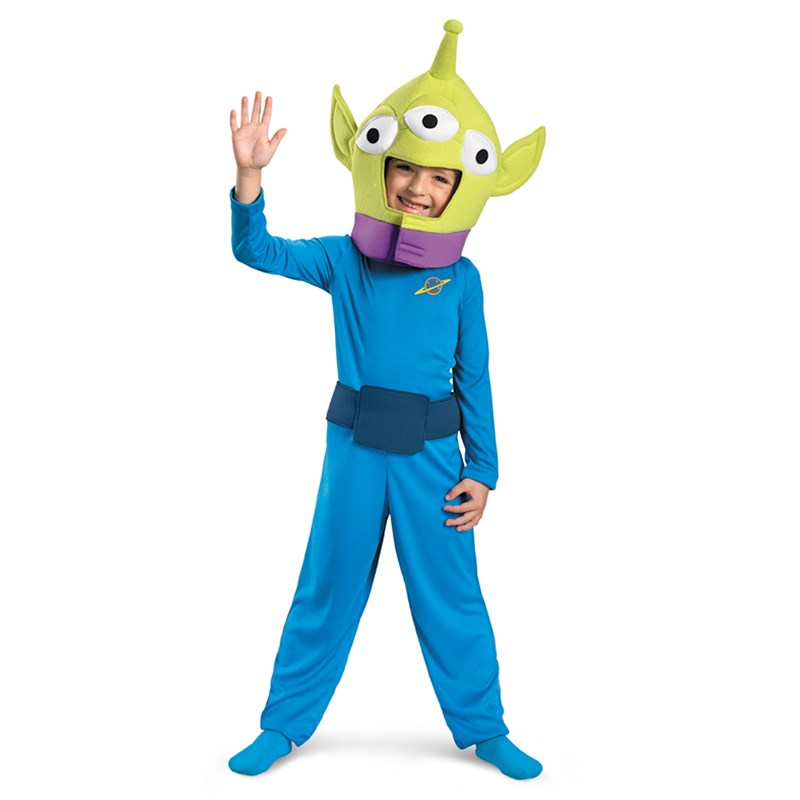 Toy Story   Alien Classic Toddler  and  Child Costume for the 2015 Costume season.