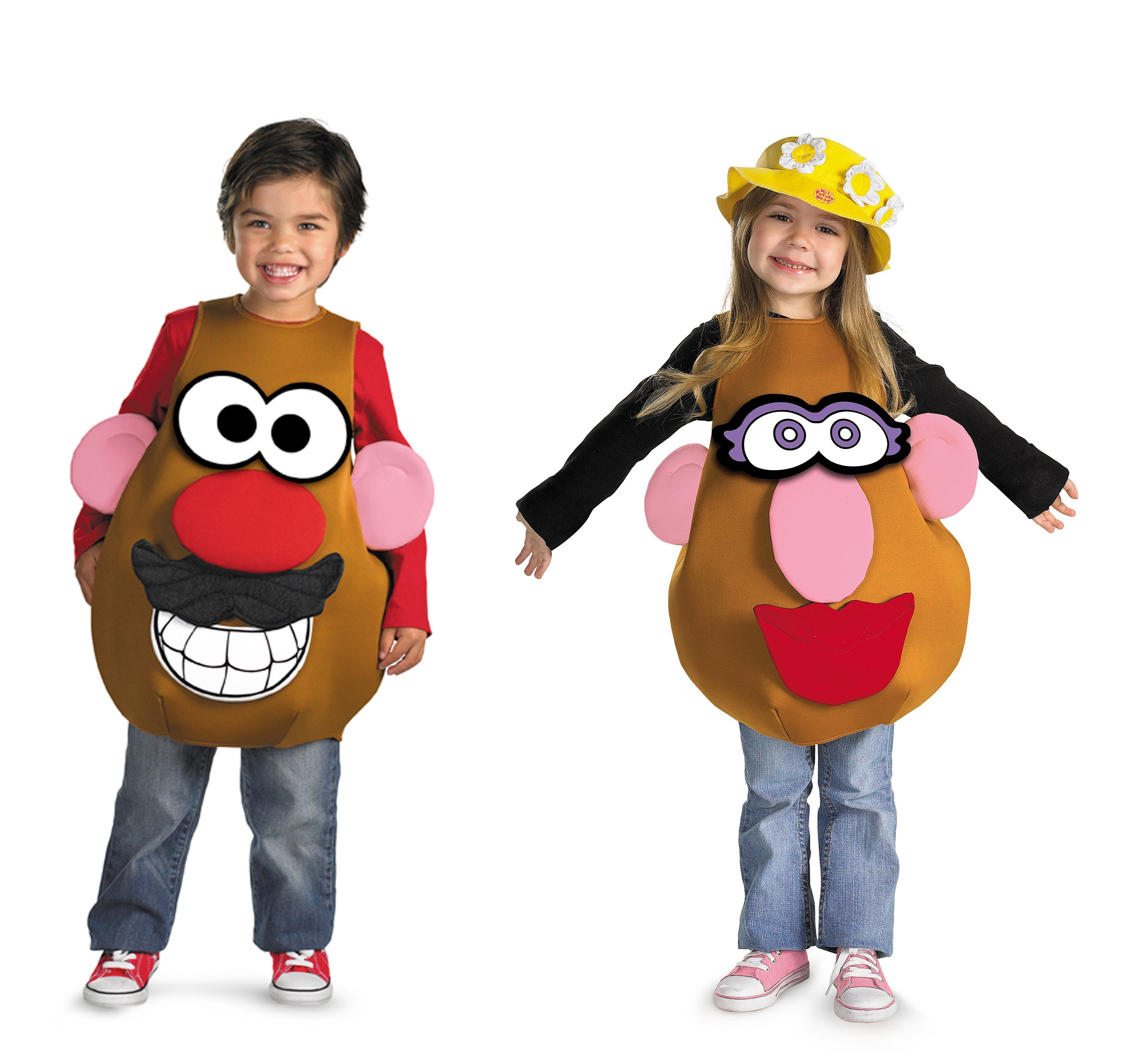 Mr. or Mrs. Potato Head Deluxe Toddler / Child Costume