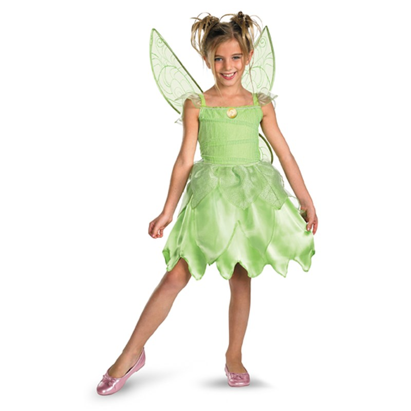 Tink and the Fairy Rescue   Tinker Bell Classic Toddler  and  Child Costume for the 2015 Costume season.