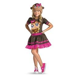 Littlest Pet Shop - Monkey Classic Child Costume