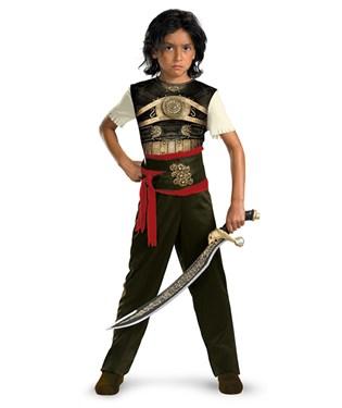 Prince of Persia - Dastan Classic Child Costume