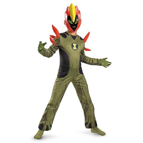 Ben 10 Swampfire Classic Child Costume