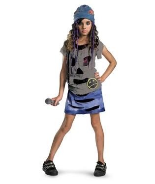 Grunge Spirit Child Costume