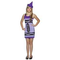 Wisteria Crayola Crayon Teen Costume