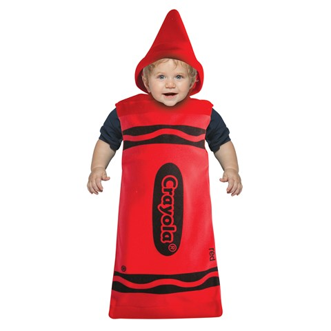 Red Crayola Crayon Bunting Costume