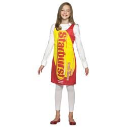 Starburst Tank Dress Tween/Teen Costume