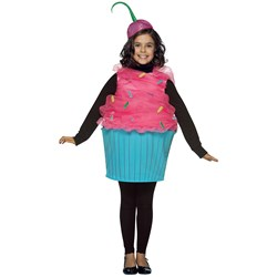 Sweet Eats Cupcake Child Costume