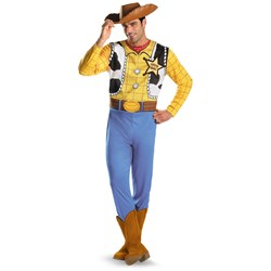 Toy Story - Woody Classic Adult Costume