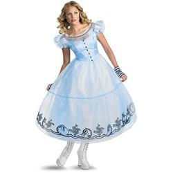 Alice in Wonderland Movie - Deluxe Alice Adult Costume