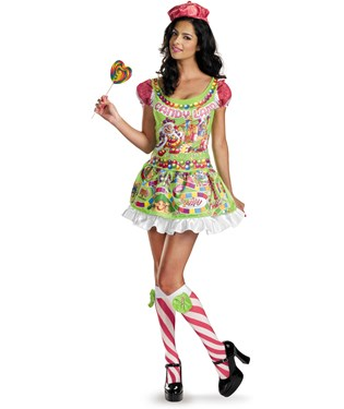 Candy Land Sexy Deluxe Adult Costume