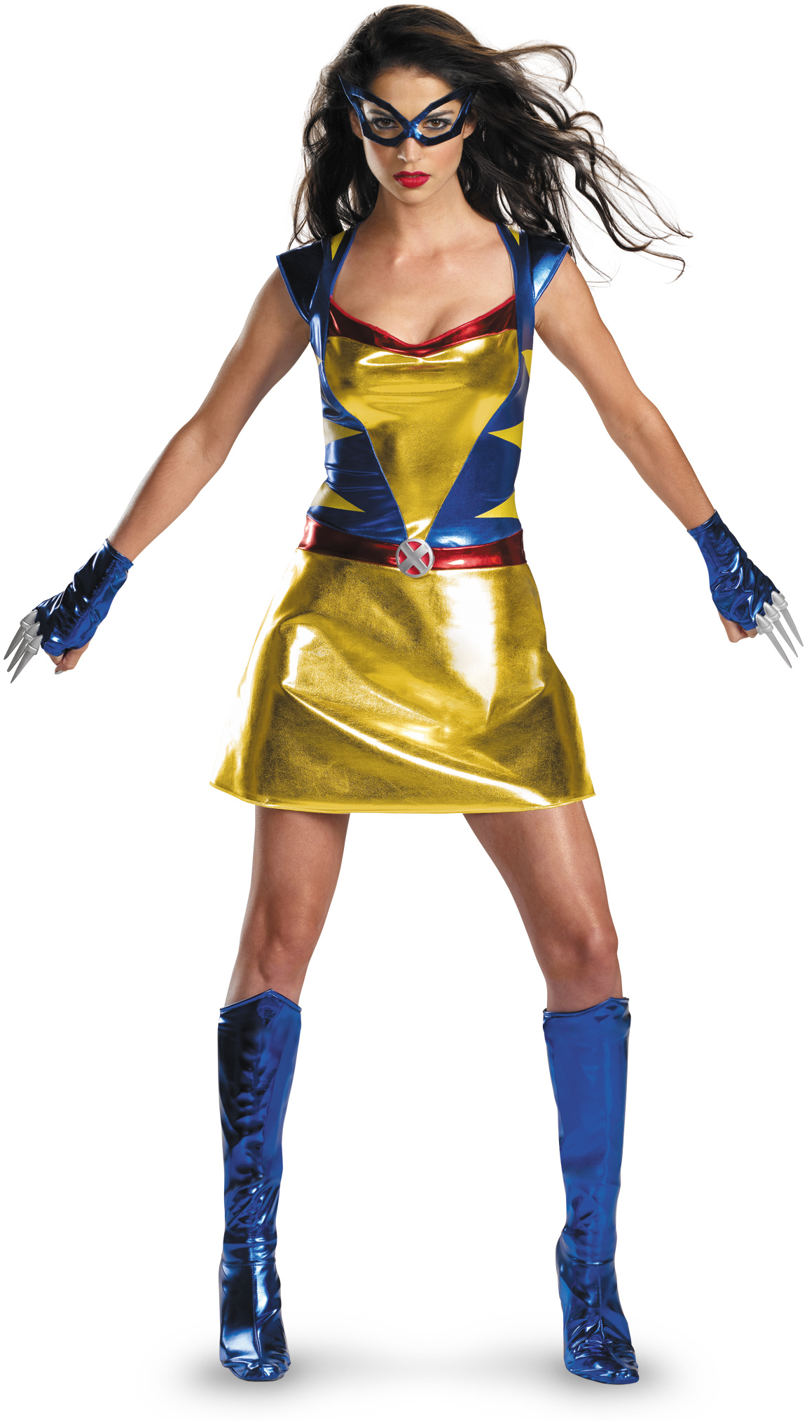 Wild Thing (Daughter Of Wolverine) Sexy Adult Costume ...