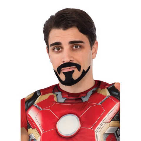 Iron Man 2 (2010) Movie - Tony Stark Facial Hair