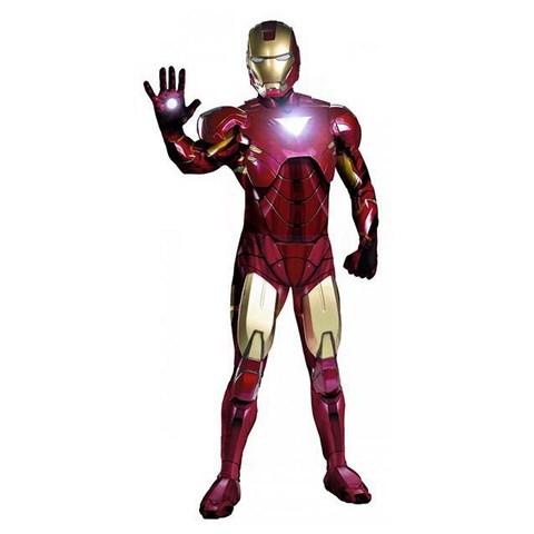 Iron Man Movie Version Adult Costume - Mark 6 Super Deluxe