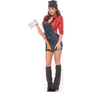 Sexy Lumberjack Adult Costume