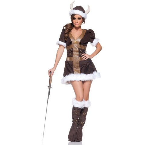 Viking Princess Adult Costume