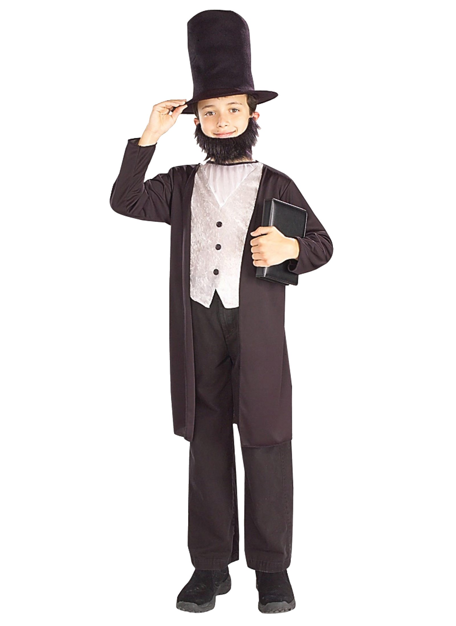 Image of Abraham Lincoln Child Costume