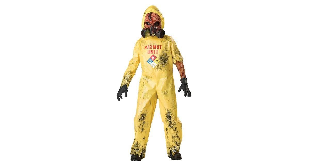 Hazmat Hazard Child Costume Buycostumes Com