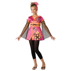 Killer Kimono Tween Costume