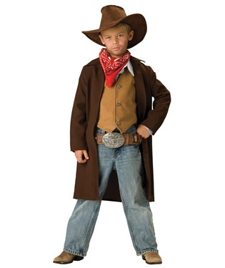 Rawhide Renegade Child Costume