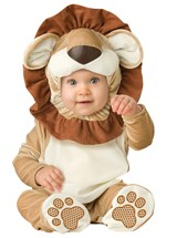Click Here to buy Lovable Lion Baby & Toddler Costume from BuyCostumes