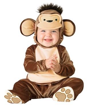 Mischievous Monkey Infant / Toddler Costume